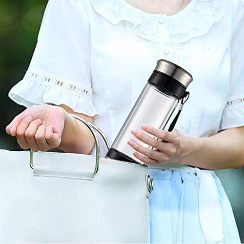 HEN'GMF Wasserstoff Reiches Wasser Flasche, Wasserstoff Wasser - Hydrogen-Rich Generator Wasser Flasche Ionisator Wasserstoff Reiches Wasser Flasche Tragbar Wasserstoffreiche