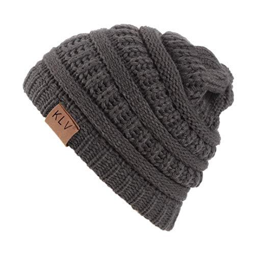 New!!Boy Girls Warm Crochet Winter Wool Knit Ski Beanie Skul