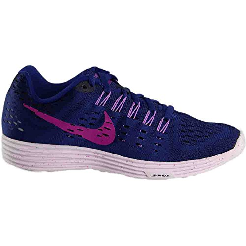 FLASH Nike ROYAL Wmns 7 BLUE US FUCHSIA GLOW FUCHSIA DEEP Lunartempo L Women's rIpwqr0