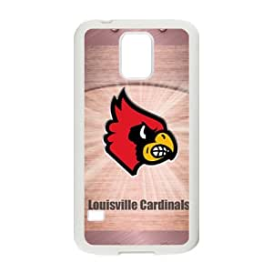 Louisville Gardinals Brand New And High Quality Hard Case Cover Protector For Samsung Galaxy S5
