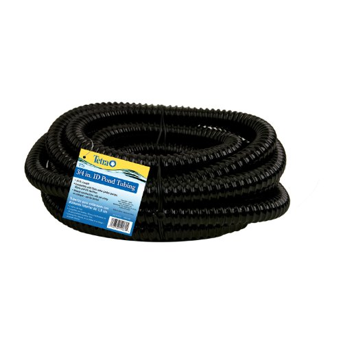 TetraPond Pond Tubing, 3/4-Inch Diameter, 20-Feet Length