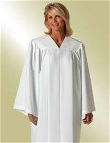robe Adult baptism