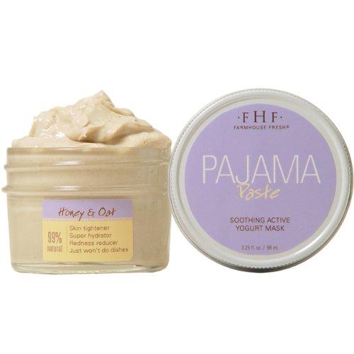 - FarmHouse Fresh Pajama Paste Soothing Active Yogurt Mask 3.2 fl oz/94.6 ml