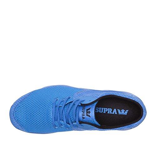 Supra Damen / Herren Noiz Sneaker Blau
