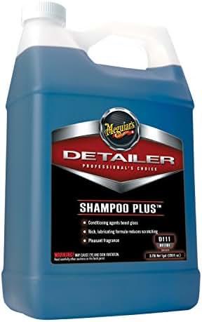 Car Wash Soap & Shampoo: Meguiar's Shampoo Plus
