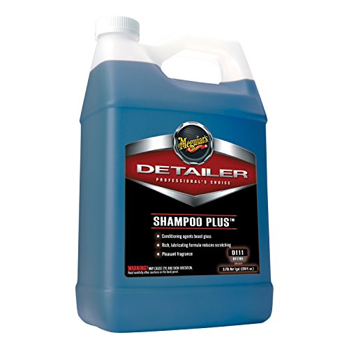 Meguiar's D11101 Shampoo Plus, 1 - Foaming Plus