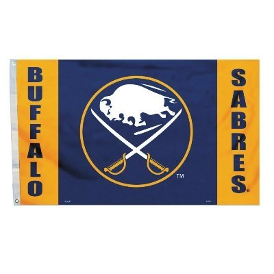 Buffalo Sabres Flag (NHL Buffalo Sabres Flag with Grommetts (3 x 5-Feet))
