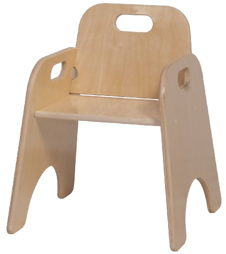 Steffy Wood Products 11-Inch Toddler Chair