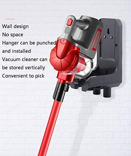 Ting Ting Aspirateur Vertical Portable Appareil de Poche Brosse électrique Efficace Filtre HEPA Filtre sans Sac Stick Vac 2 en 1 Crevasse/Pinceau - Convertir de Vertical en Main!