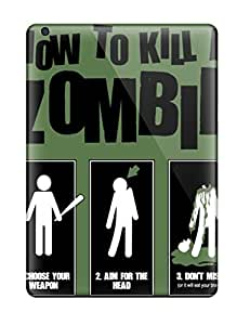 Brand New Air Defender Case For Ipad (zombie Funnys)