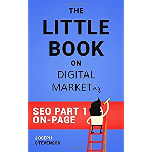 41zcoT2gqBL. SS300  - The Little Book on Digital Marketing SEO Part 1 On-Page Optimization