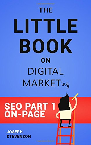 41zcoT2gqBL - The Little Book on Digital Marketing SEO Part 1 On-Page Optimization