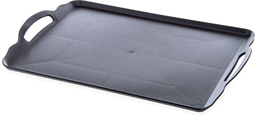 Carlisle RST152003 Room Service Serving Tray with Handles, 15