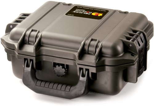 Pelican iM2050 Case, Watertight, Padlockable Case, No Foam o