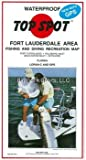 Top Spot Map N212 Ft Lauderdale