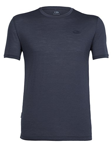 Icebreaker Merino Men's Tech Lite T-Shirt, Merino Wool