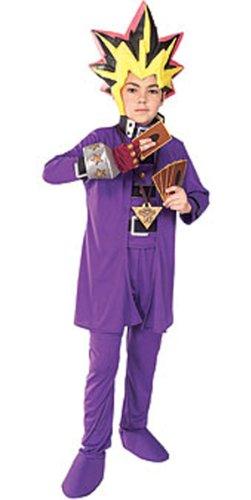 [Yu Gi Oh Deluxe Costume - Large] (Yugioh Halloween Costumes)