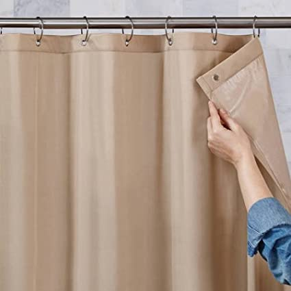 Amazon 70 X 72 Mildew Resistant Ultimate Shield Fabric Shower