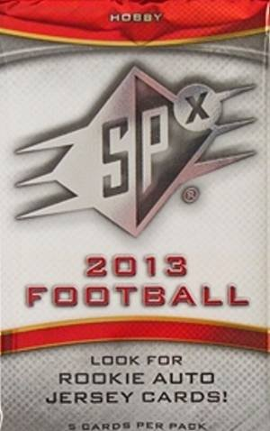 upper deck spx football - 5