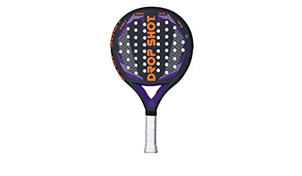 Amazon.com : DROP SHOT Padel Racket Kombat Padel Racket ...
