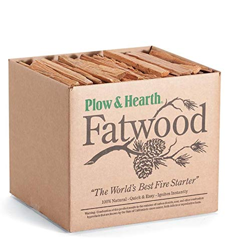 Plow Hearth 1059 Fatwood