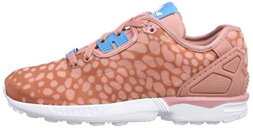 Pink S15 Adidas st ftwr White Zx Aqua Sneakers Une ash Flux Decon bold Femme Grande 0zv0Ox