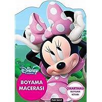 Disney Channel - Boyama Macerası: Çıkartmalı Boyama Kitabı