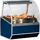 Federal Industries SN-4HD Series 90 Hot Deli Case