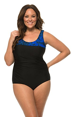 Buy one piece swimsuits for plus size