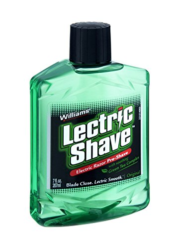 Lectric Shave Williams Lectric Shave Lotion, Regular, 7 O...