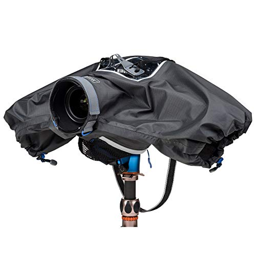 Think Tank Photo Hydrophobia D 24-70 V3 Camera Rain Cover for DSLR Camera with 24-70mm f/2.8 Lens by Think Tank (Image #2)