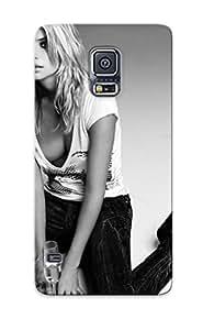High Grade Trinalgrate Flexible Tpu Case For Galaxy S5 - Jessica Hart