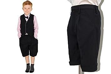 aed59daae63f5 Amazon.co.jp: CC-Princess 110『子供用・黒のハーフパンツ・半ズボン ...