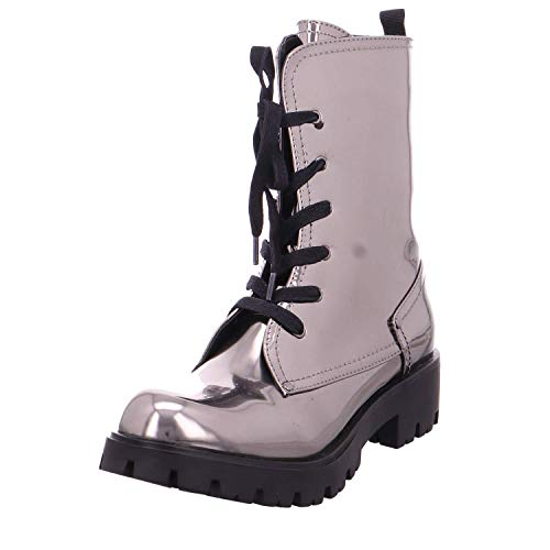 Buffalo Boots Pewter Biker Skylight Modern Women Boot x6zxAP4
