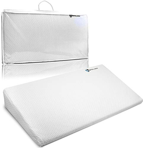 Baby Crib Wedge Memory Foam Bassinet Pillow Sleep Positioner
