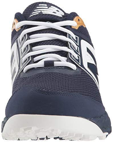 wit New T3000v4 Navy Schoenen Heren Breedte 10 D Engelse Balance zZnrvz