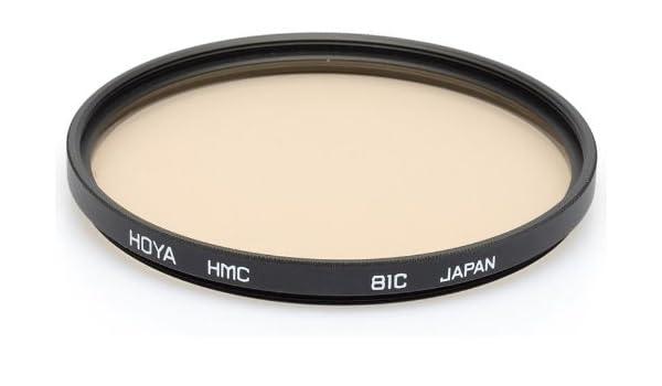 Hoya 49mm 81C Warming Multi Coated Glass Filter