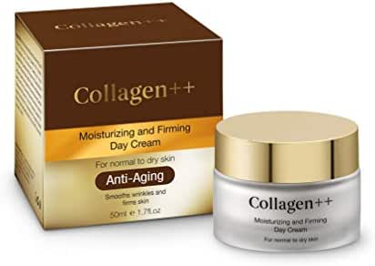 Collagen ++ Anti-Aging Moisturizing and Firming Day Cream