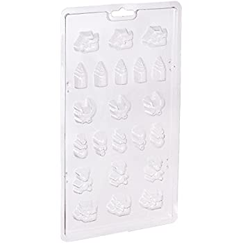 Wilton 2115-1537 Candy Molds, Mini Baby