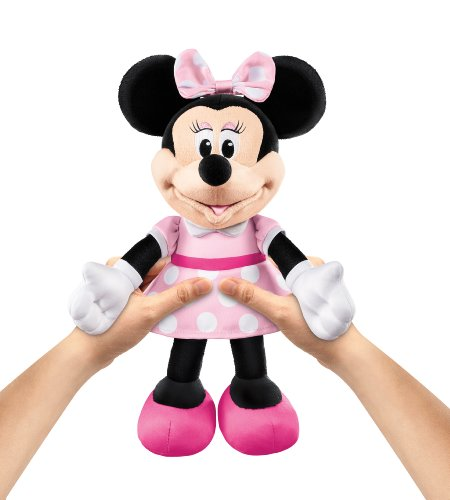 Fisher-Price Disney Minnie, Mouse Silly Whistler Plush