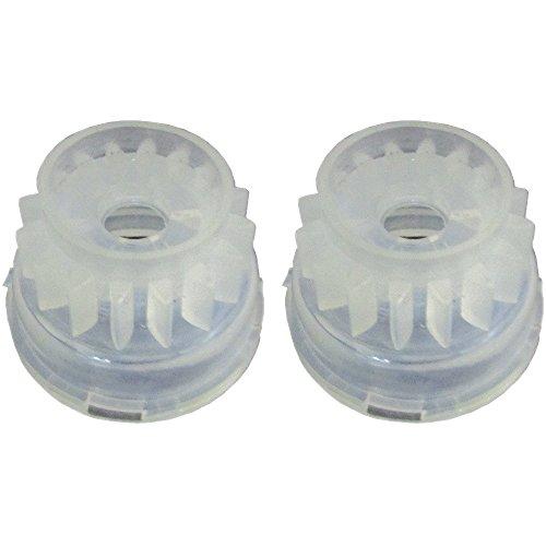 (2 Snow Thrower Starter Gears 28-9110 for TORO S200 S620 : ;PO#44T-KH/435 H25W3312741)