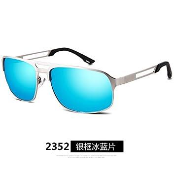 LLZTYJ Gafas De Sol Gafas De Sol Hombre Driver Espejo Polarizador Gafas De  Conducción Hombre 3311d0714ae