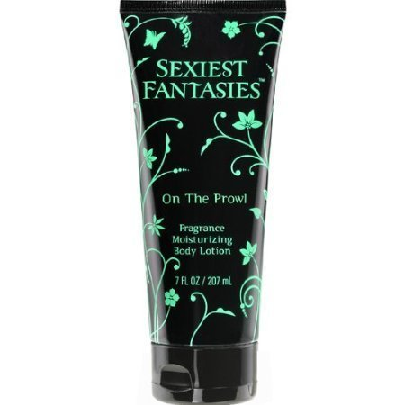 Sexiest Fantasies On the Prowl 7oz Lotion Tube 7 Ounce Lotion Tube