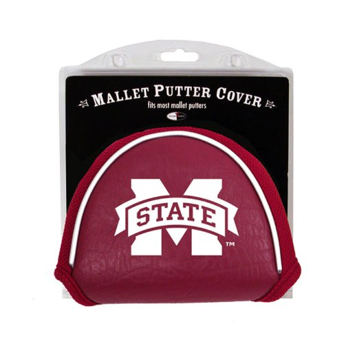 NCAA Mississippi State Bulldogs Golf Mallet Putter Cover