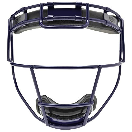 Schutt Sports Varsity Softball Fielders Faceguard, Navy 12210008