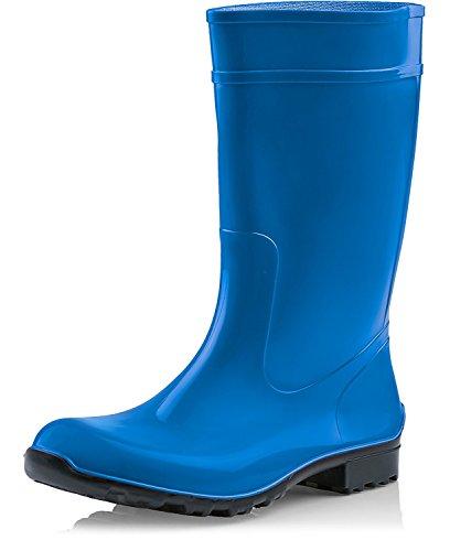 Ilse Botas Lemigo Agua Azul 38 de Mujer para zHzqwAp