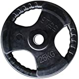 Skyland Rubber Gym Weight Plate, EM-9264 - 25 Kgs