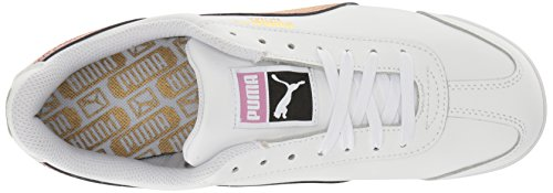 Us Puma Basic Uomo Sneaker gold Fashion Roma White Holo 8 M AqRxPOv