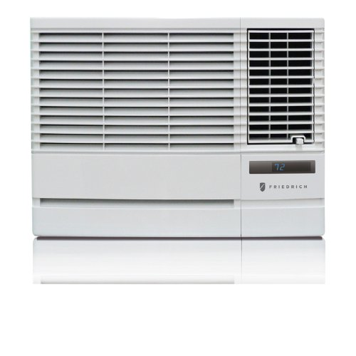 Series Ultra Quiet Fan Panels - Friedrich 8000 BTU - ENERGY STAR CP08G10B Chill Series Room Air Conditioner