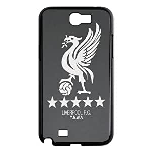 Samsung Galaxy Note 2 N7100 Phone Case Liverpool Logo GAZ3733